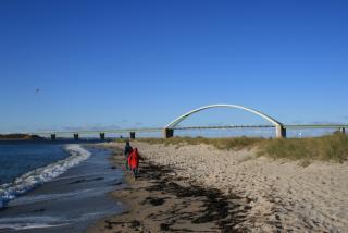Strand Abschnitt Wulfener Halz