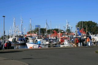 Hafen Burgstaken